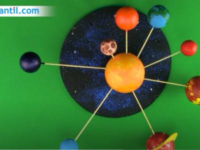 Haz tu propio Sistema Solar