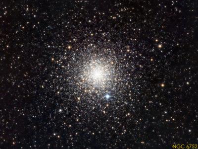 NGC 6752 – Gran Cúmulo Globular Peacock