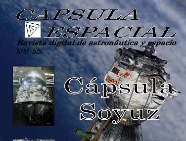 Ya salió el N°57 de la revista digital de Astronáutica y Espacio – CAPSULA ESPACIAL