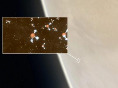 ¿Por qué podría haber vida en Venus?