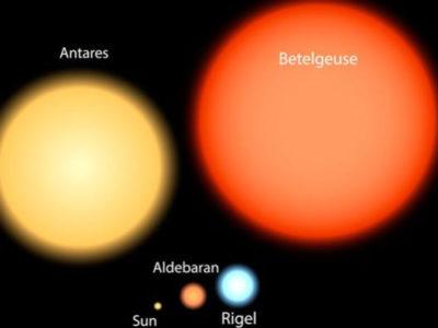 El gigante Betelgeuse, más cerca de la Tierra de lo que se creía