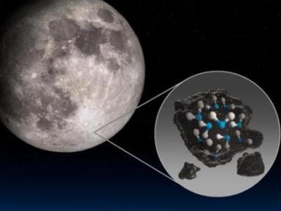 La NASA anuncia la «detección inequívoca» de agua en la superficie de la Luna