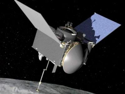 La NASA reportó problemas en su sonda Osiris-Rex tras la recolección de material de la superficie el asteroide Bennu.
