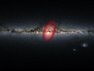 """Descubrieron una """"galaxia fósil"""" oculta en la Vía Láctea"""