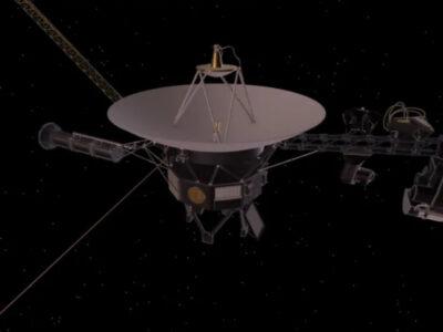 Las sondas Voyager detectan un fenómeno desconocido hasta ahora en el espacio profundo.