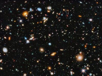 Según la NASA existen menos galaxias en el Universo de lo que se creía