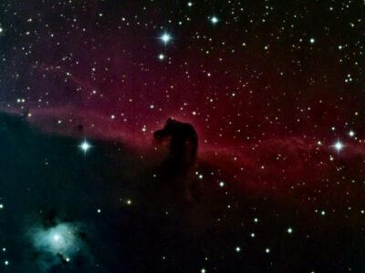 Nebulosa Cabeza de Caballo – Barnard 33