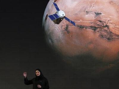 Éxito de la misión espacial 'Hope': los Emiratos Árabes llegan a Marte