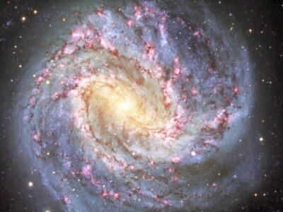 Registraron las imágenes más profundas de una icónica galaxia espiral