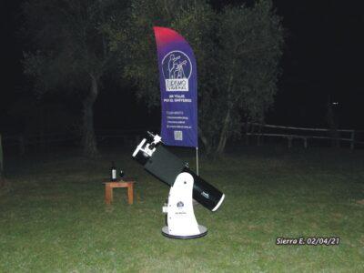 Semana Santa Astronómica en Vuelta de Obligado – San Pedro